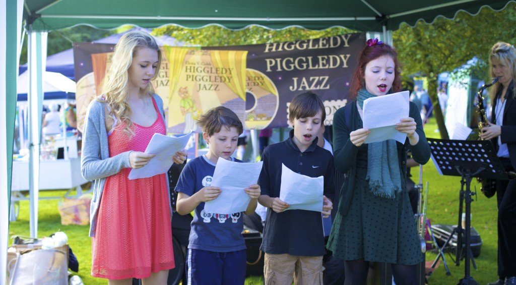 The Edwards Family Singers on BBC Radio Derby