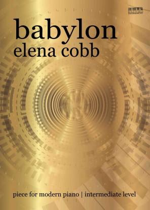 Babylon fro piano by Elena Cobb