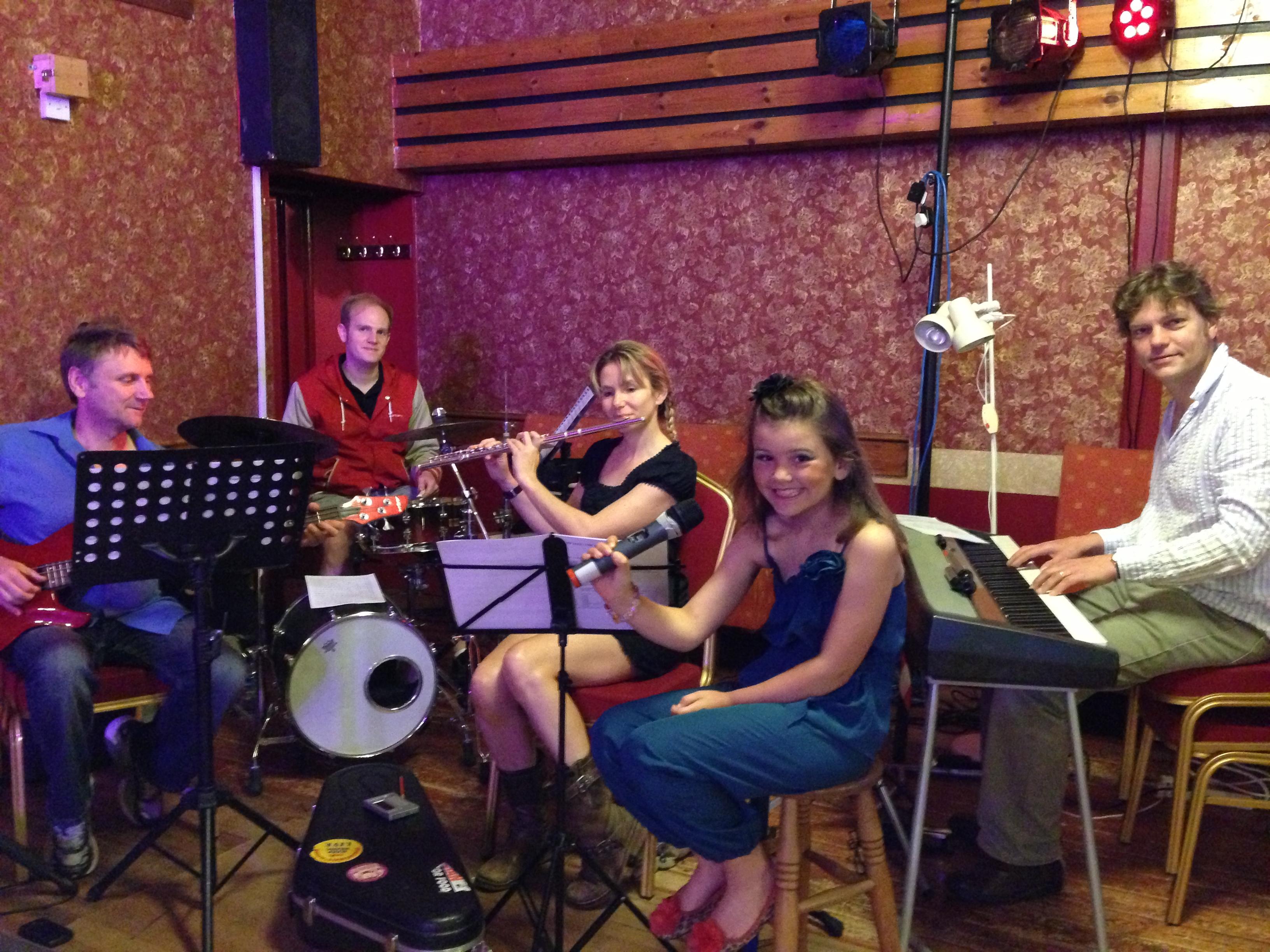 Elena Cobb Higgledy Piggledy Jazz Musical Photos