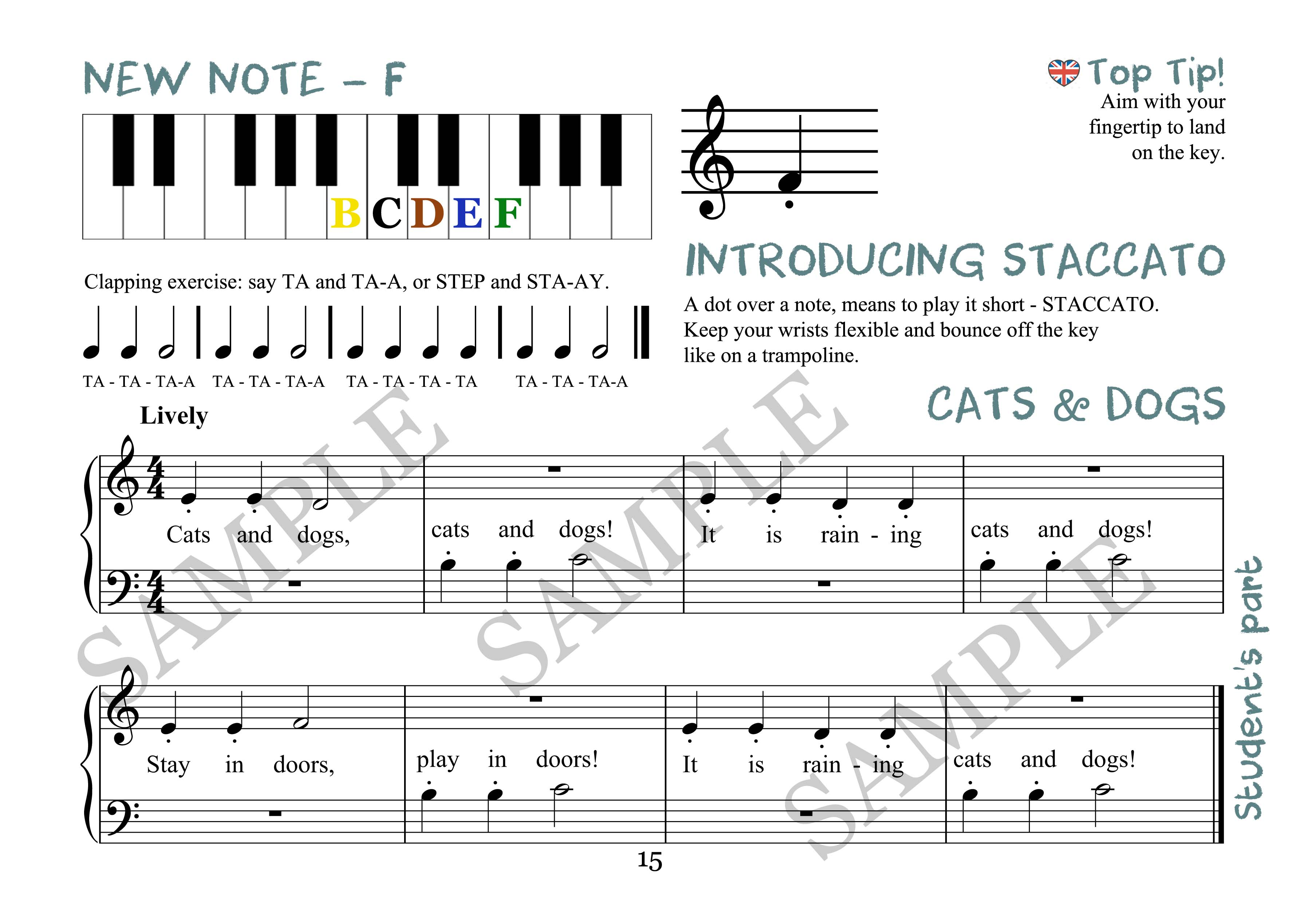 cats and dogs elena cobb student part evc music