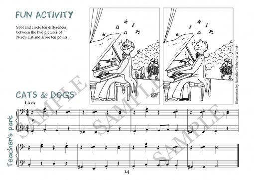 Cats and Dogs Elena Cobb Teacher Part EVC Music