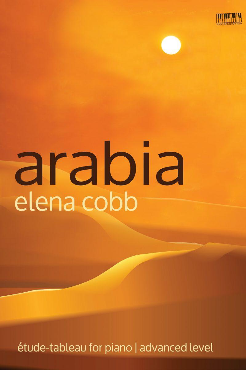 Arabia Étude-Tableau by Elena Cobb