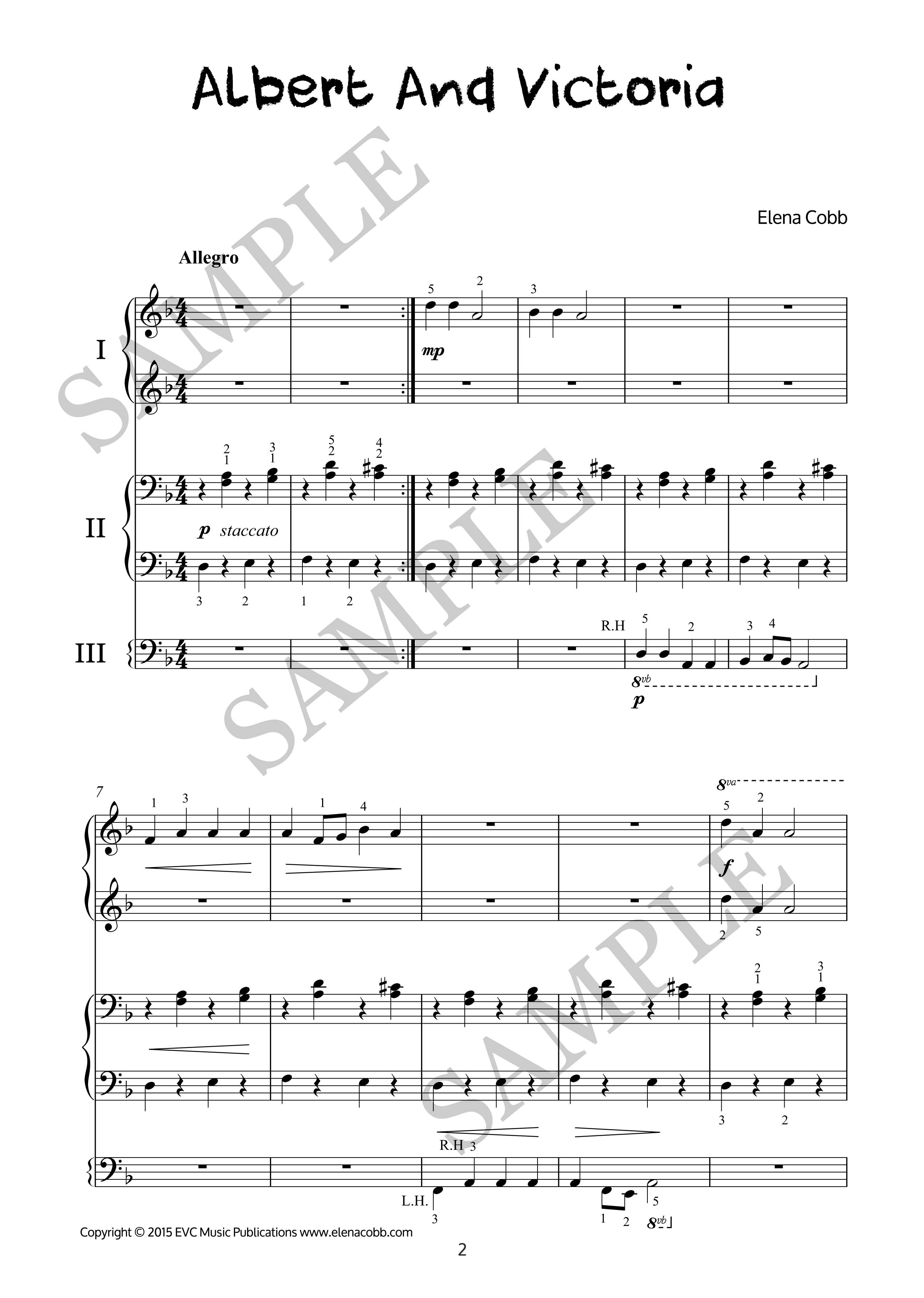 Top My Piano Trip To London by Elena Cobb, book 2 &SD93