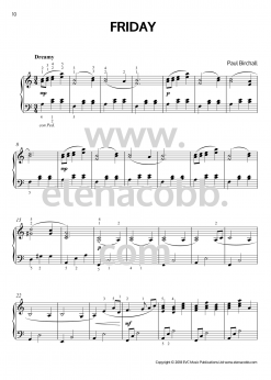 Friday Daily Expressions Book 2 Paul Birchall EVC Music
