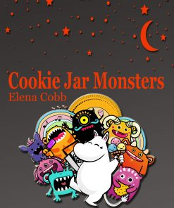 Cookie Jar Monsters Piano Trio E Cobb EVC Music