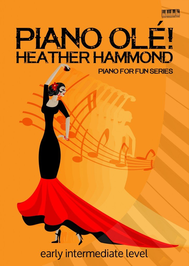 Piano Ole for piano by Heather Hammond