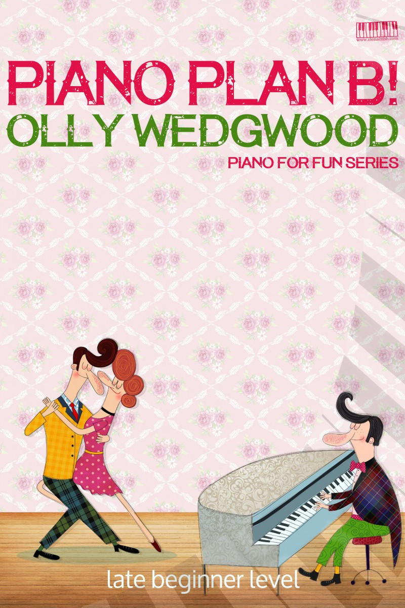 Piano Plan B by Olly Wedgwood