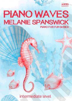 Piano Waves by Melanie Spanswick