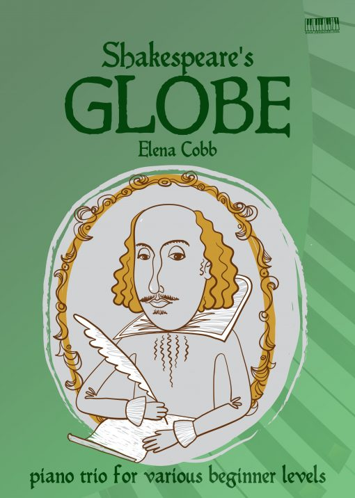 Shakespeare's Globe Piano Trio by Elena Cobb