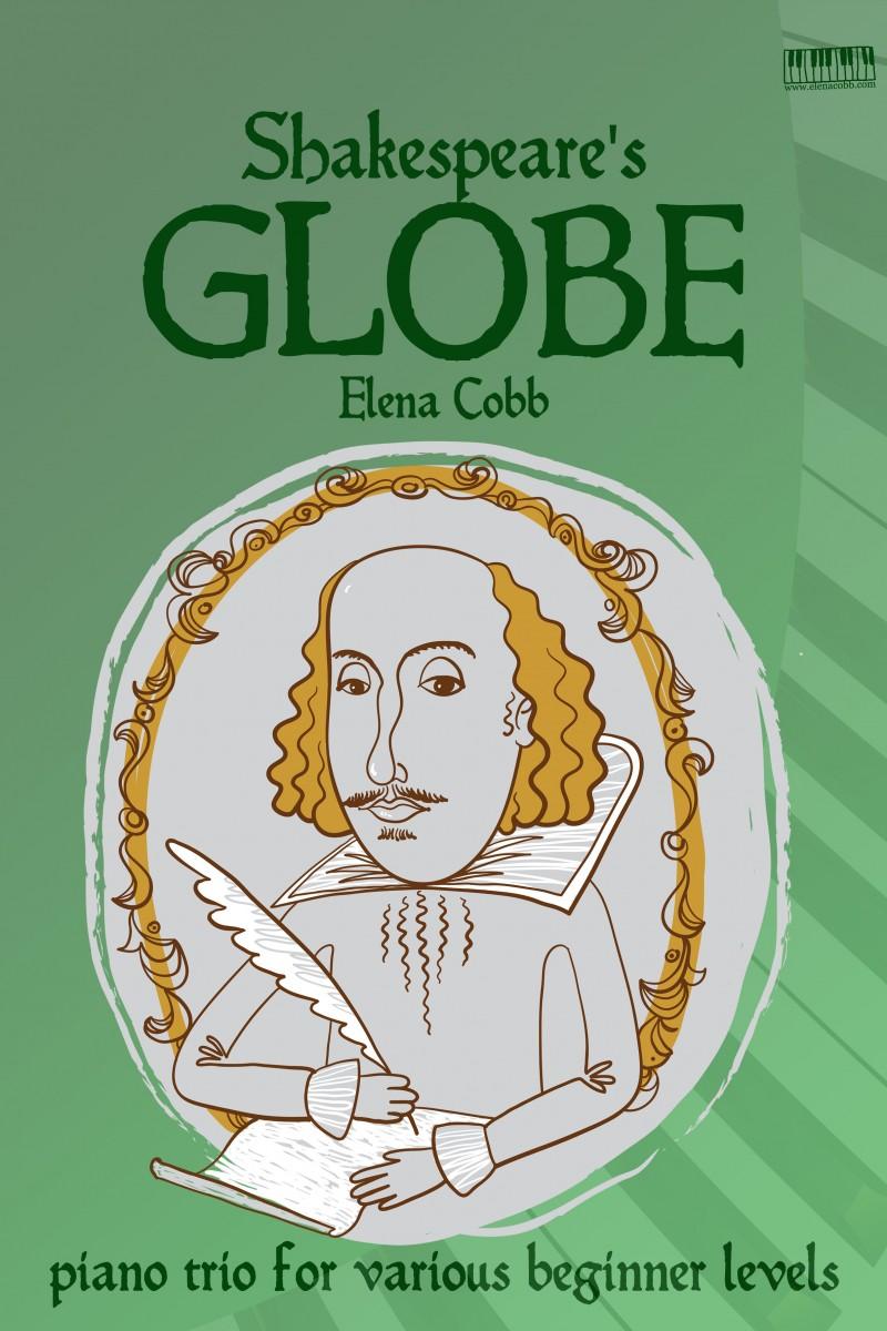 Shakespeare's Globe Piano Trio by Elena Cobb