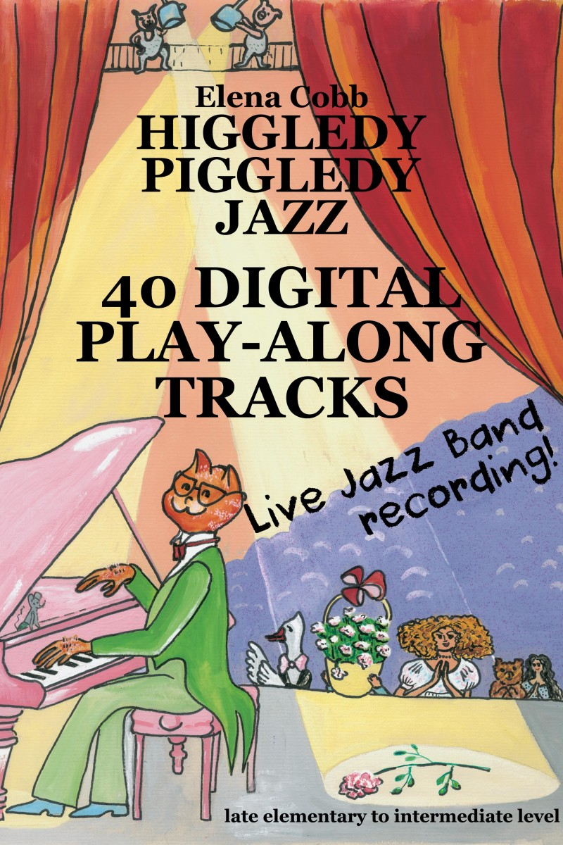 Higgledy Piggledy Jazz Play-Along Digital Tracks