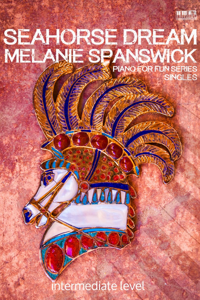 Seahorse Dream by Melanie Spanswick