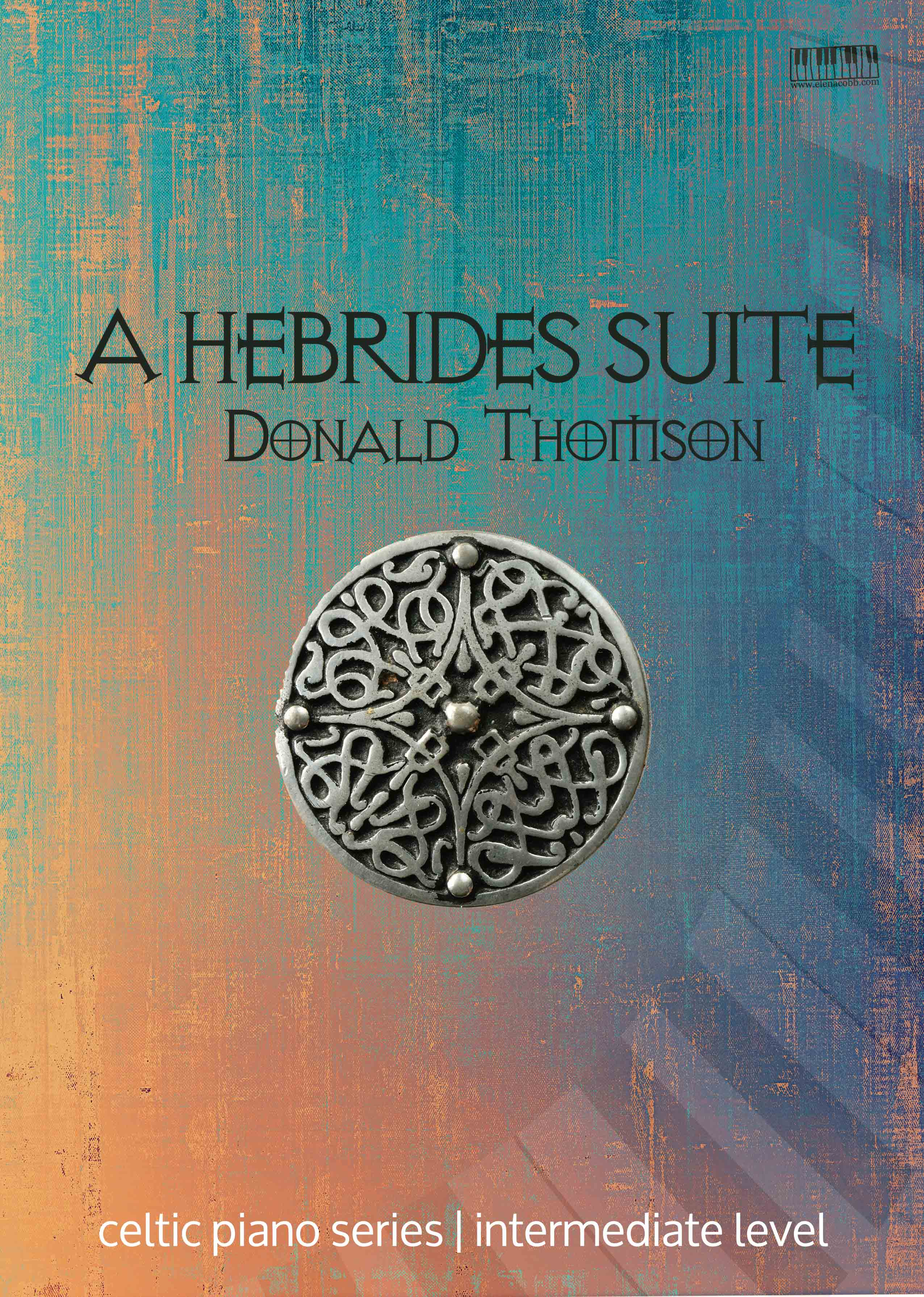 A Hebrides Suite for piano by Donald Thomson