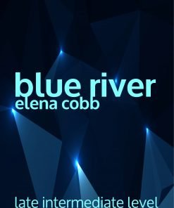 Blue River by Elena Cobb for piano Single Piece