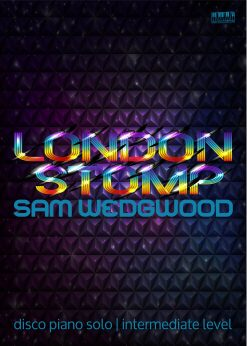 London Stomp for piano by Sam Wedgwood