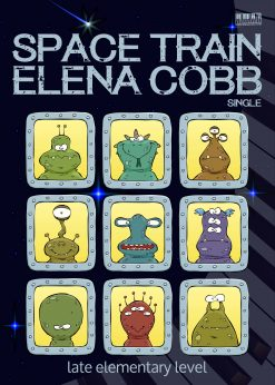 Space Train for piano by Elena Cobb