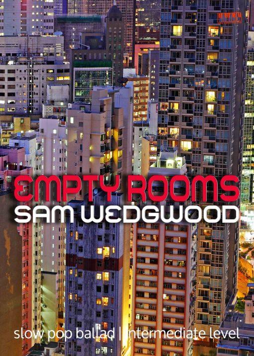 Empty Rooms Pop Ballade Sam Wedgwood