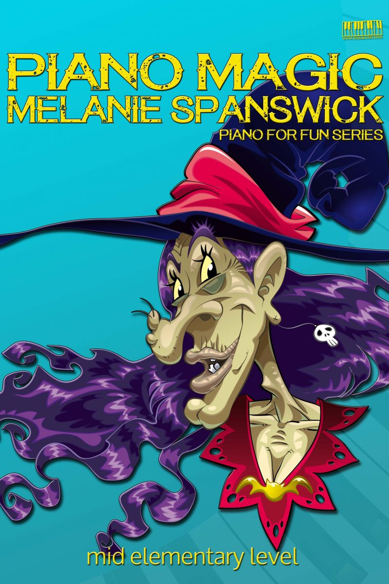 Piano Magic by Melanie Spanswick