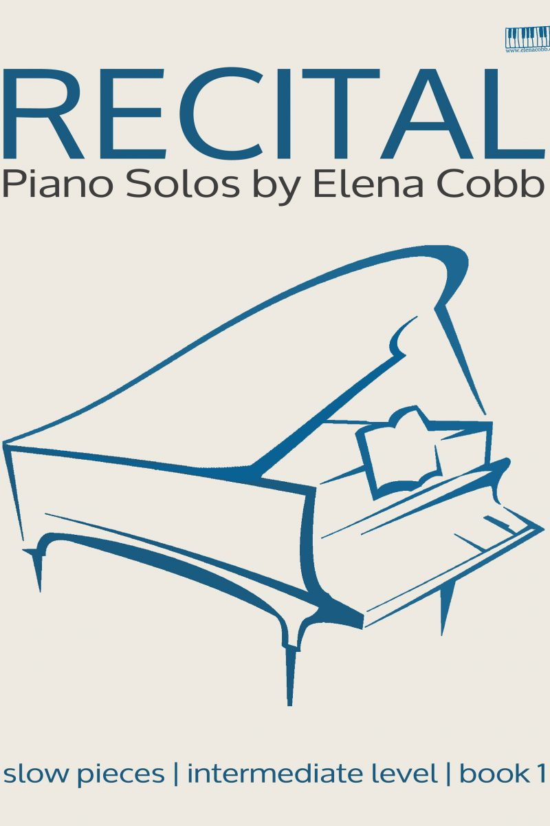 Recital Piano Solos Book 1 Elena Cobb