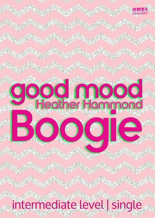 Good Mood Boogie for piano by Heather Hammond