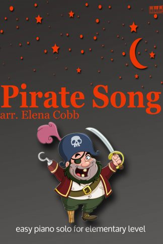 Piate Song arr Elena Cobb EVC Music