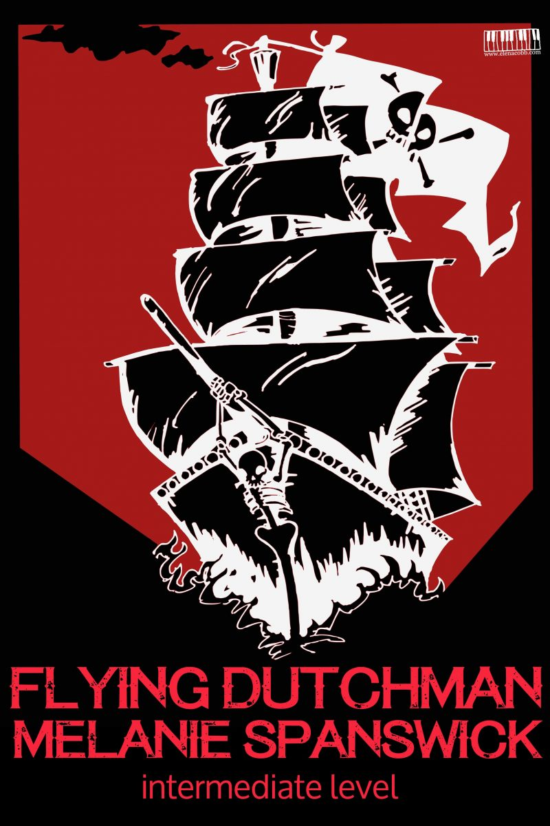 Flying Dutchman Melanie Spanswick EVC Music