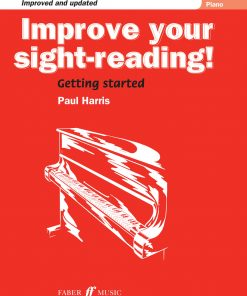 Improve Your Sight-Reading Paul Harris