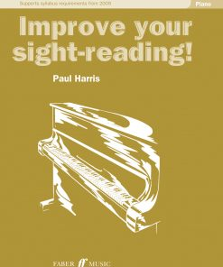 Improve your sight-reading! Piano 3