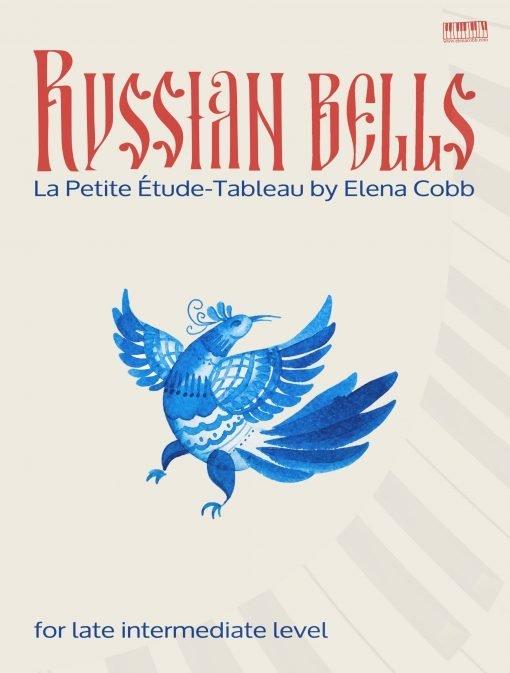 La Petite Etude Tableau Russian Bells by Elena Cobb
