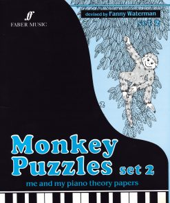 Monkey Puzzles Set 2, Theory Papers, by Dame Fanny Waterman