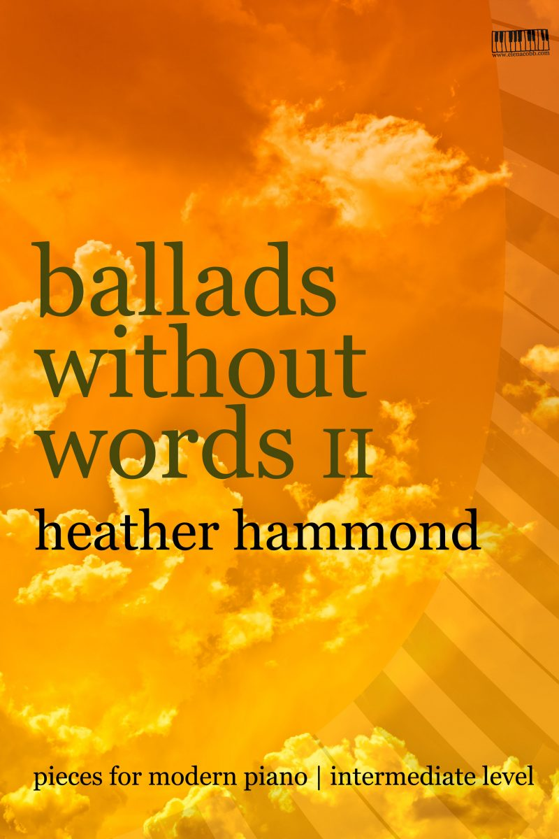 Ballads Without Words Heather Hammond