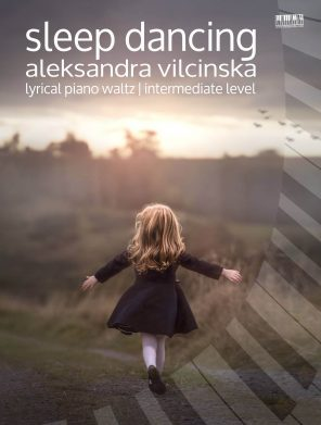 Sleep Dancing Piano A Vilcinska EVC Music