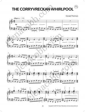 Corryvreckan Whirlpool Donald Thomson EVC Music p1