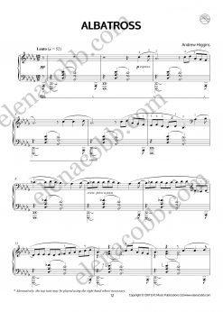 Albatross Piano Andrew Higgins EVC Music