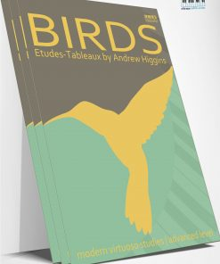 Birds Etudes-Tableaux Andrew Higgins EVC Music