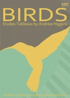 Birds Études Tableaux by Andrew Higgins