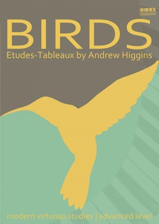 Birds Études Tableaux by Andrew Higgins