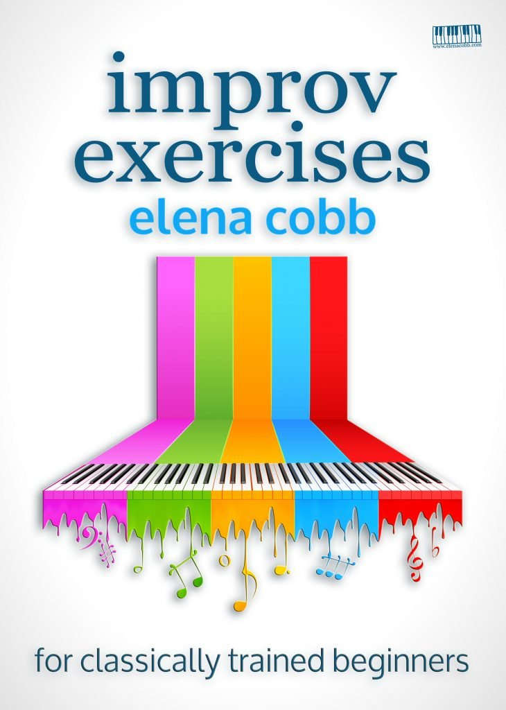 Impov exerices for Piano by Elena Cobb