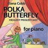 Polka Butterfly For Piano by Elena Cobb EVC Music