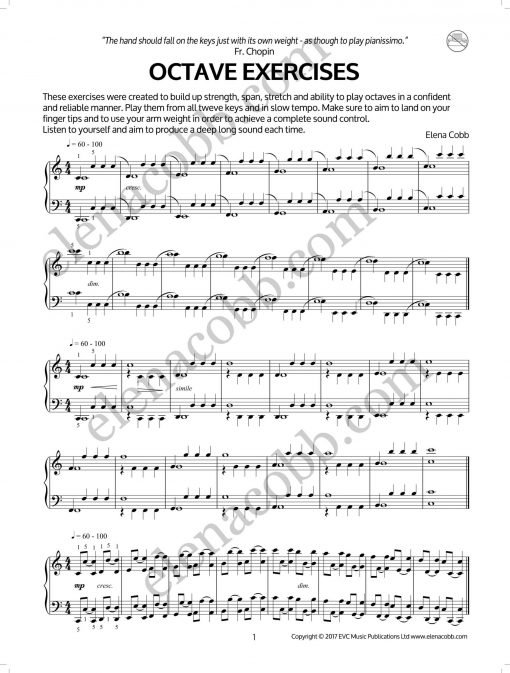 Octave Exercise by Elena Cobb p1