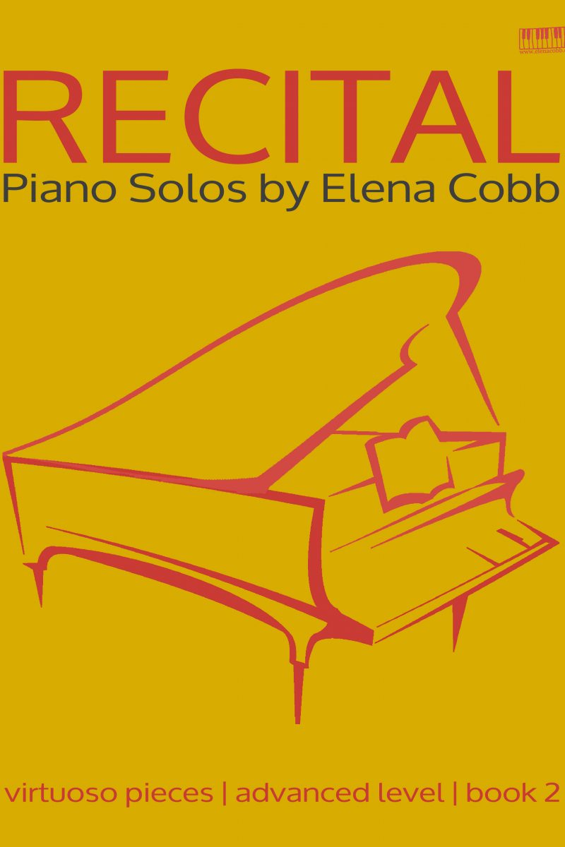 Recital Piano Solos Book 2 Elena Cobb