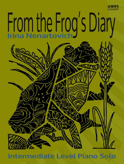 From the Frog's Diary irina Nenartovich