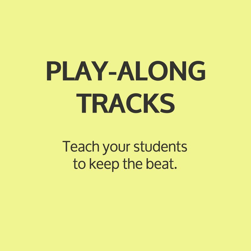 Play-Along Tracks