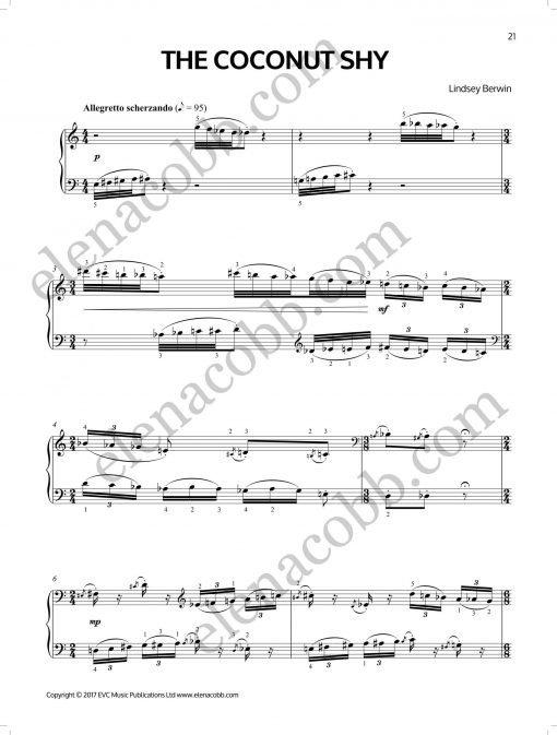 The Coconut Shy L.Berwin p1 EVC Music