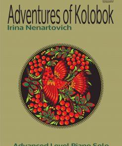 Adventures of Kolobok for piano irina Nenartovich