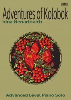 Adventures of Kolobok for piano irina Nenartovich