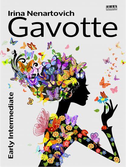 Gavotte for piano Irina Nenartovich EVC Music