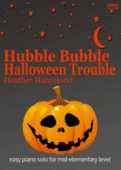 Hubble Bubble Halloween Trouble heather Hammond EVC