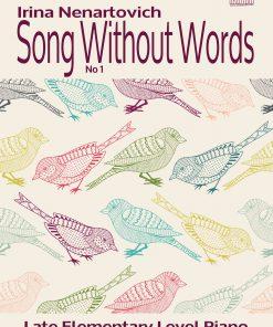 Song Without Words No 1 Piano Irina Nenartovich EVC Music