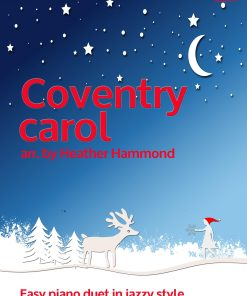 Coventry Carol Duet H.Hammond